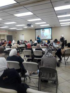 Arabic event 2