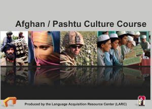 Afghan culture course