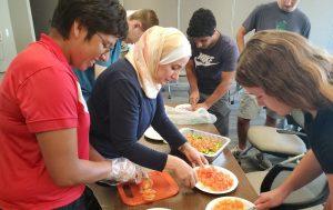 arabic cooking class 2019